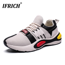 New Arrival Walking Jogging Shoes Boy Spring Running Sports Shoes Men Anti-Slippery Gym Shoes Outdoor Men Lace Up Male Sneakers li ning brand new arrival lifestyle series men s sport shoe walking sports shoes sneakers for male altk027 xmr1152