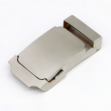 High grade DIY belt buckle Stainless steel Business casual Prevent allergies For Mens Belt automatic 38mm