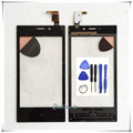"4.0"" Touch Screen Digitizer For Highscreen Zera F rev.S Accessories Parts Front External Touchscreen Glass+Tools Sensor Panel"