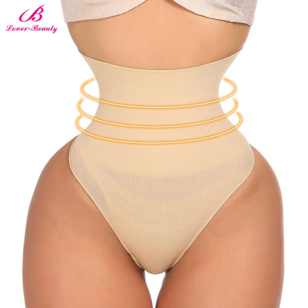 Lover Beauty Slimming Waist Trainer Butt Lifter Women Wedding Dress Seamless Pulling Underwear Body Shaper Tummy Control Panties