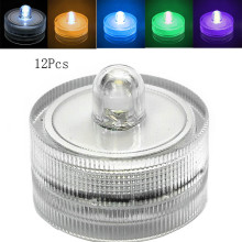 submersible led tea lights