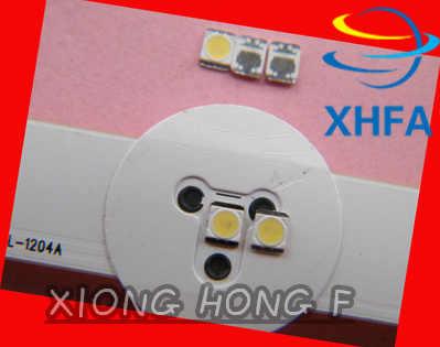50 Pcs untuk LG 2835 LED Perbaikan 32 TV LCD 55-Inch LED Lampu Latar Manik-manik 3V 1W 3528 2835 Keren Putih Cahaya Manik