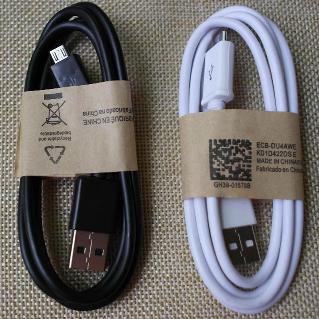 High Quality 1M Micro USB Data Sync Charger Cable Cord wire for Samsung Galaxy S7 S6 Edge Note 2 4 5 LG HTC Meizu Android Phone