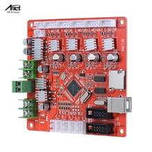 Большой Dicount Анет Управление материнская плата для Анет A8 A6 A2 DIY самостоятельной сборки 3D настольным принтером RepRap Prusa i3 комплект