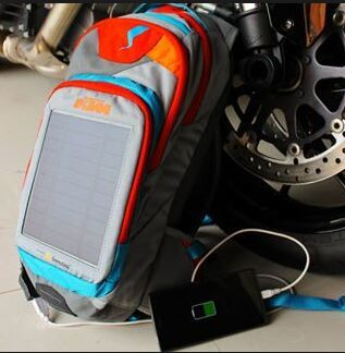 online shop free shiping!2016 ktm multifunctional solar backpack