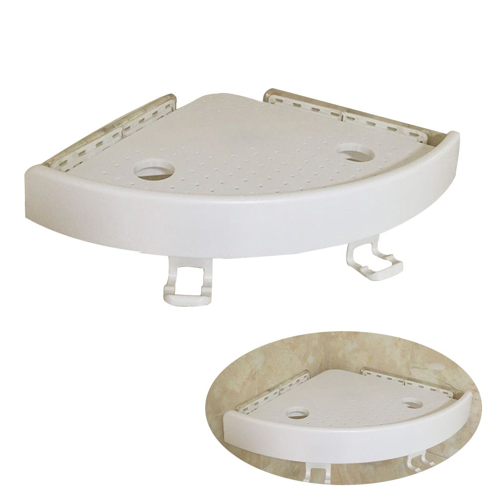 Aliexpress.com : Buy Kitchen Bathroom Wall Corner Shelf ... on Bathroom Corner Shelf  id=72014
