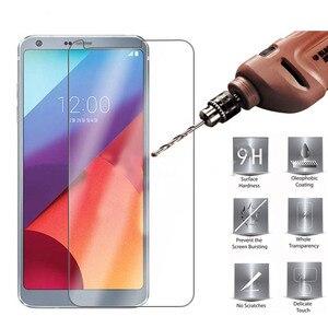 Image 2 - RONICAN закаленное стекло для LG G6 защита экрана 9H 2.5D 0,26 мм Защитная пленка для телефона LG G6 закаленное стекло