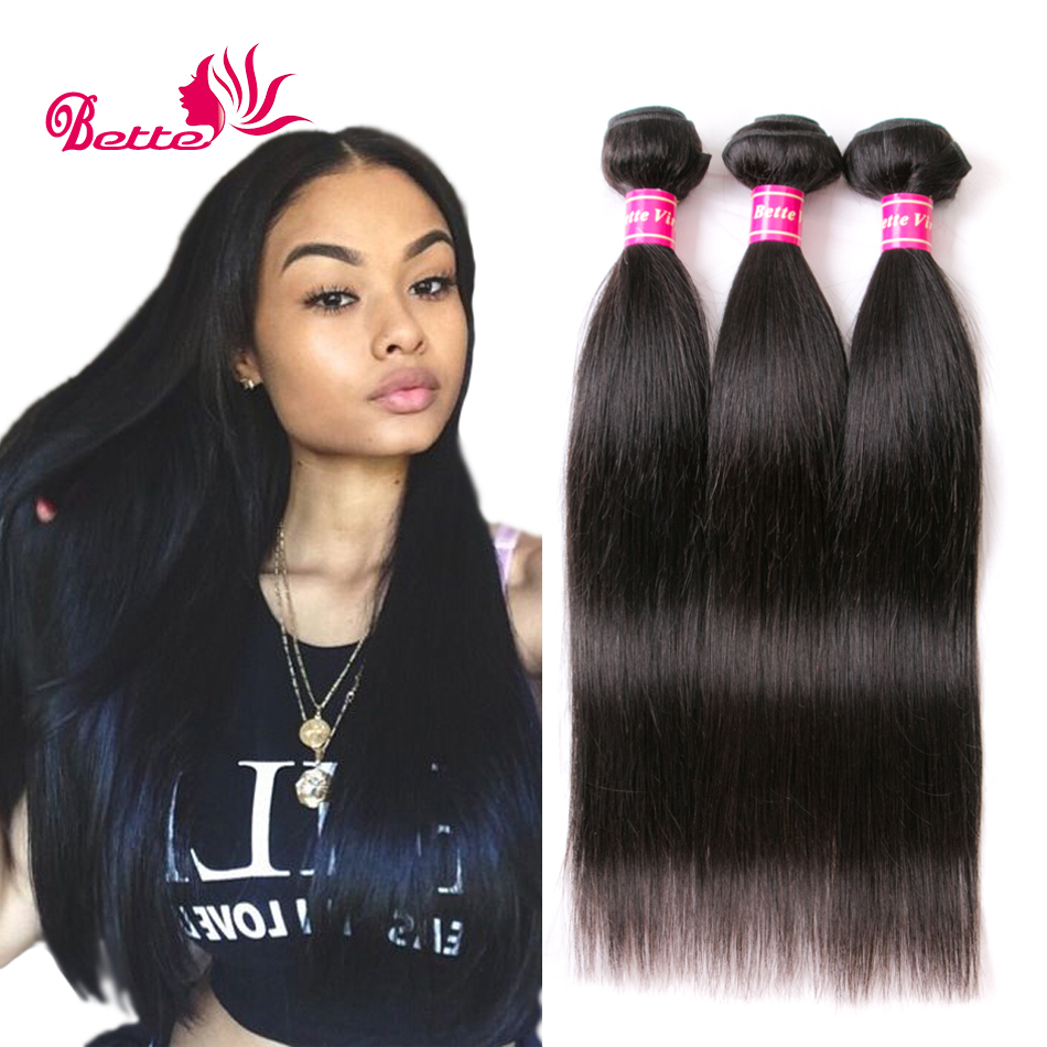 HOT 7A Brazilian Virgin Hair Straight Brazilian Hair Weaving Straight Human Hair 1b/brown/jet black Brazilian Hair Weave Bundles