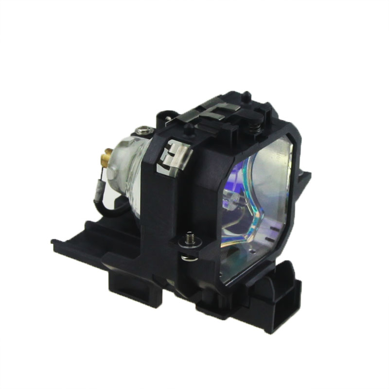 Replacement Projector Bare Lamp with Housing ELPLP21/V13H010L21 for EPSON EMP-53 EMP-73 / PowerLite 53c PowerLite 73c Projectors