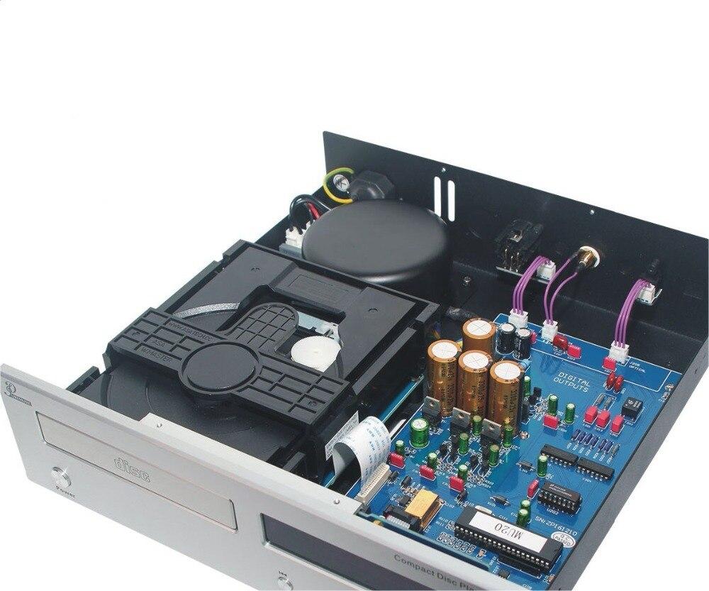 R-054 Pure music professional CD digital turntable upgrade version (Pure CD digital turn table Hifi CD digital turntable)