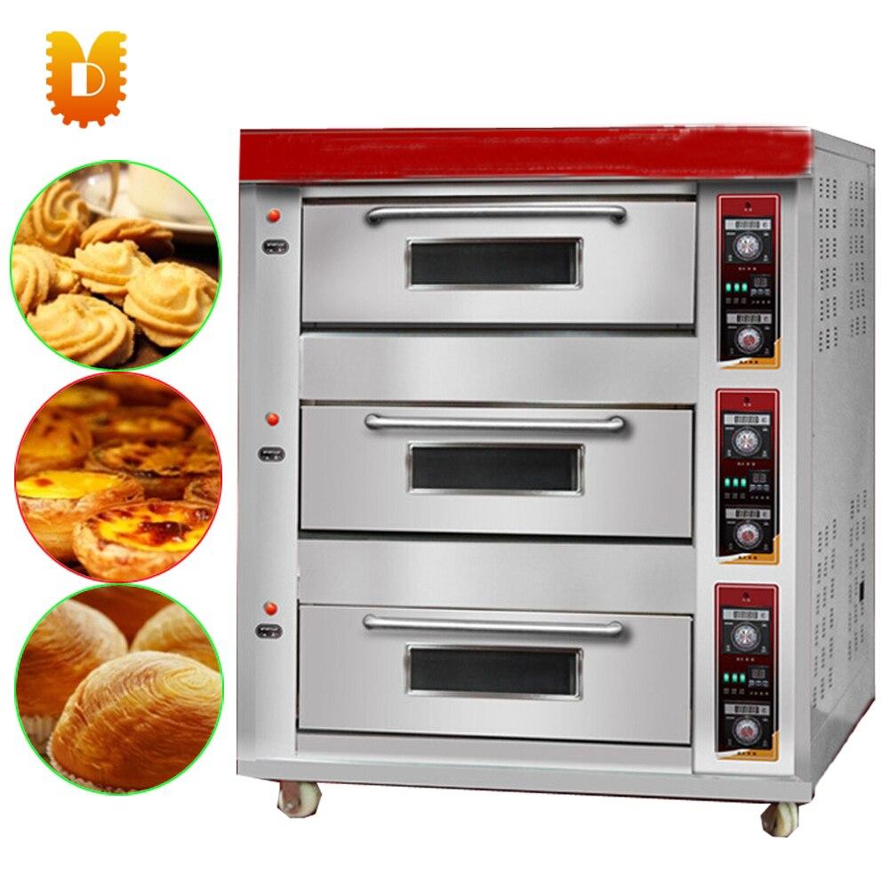Горячая Распродажа торт выпечки газовая печь/печь для пиццы/вращающийся хлеб печь