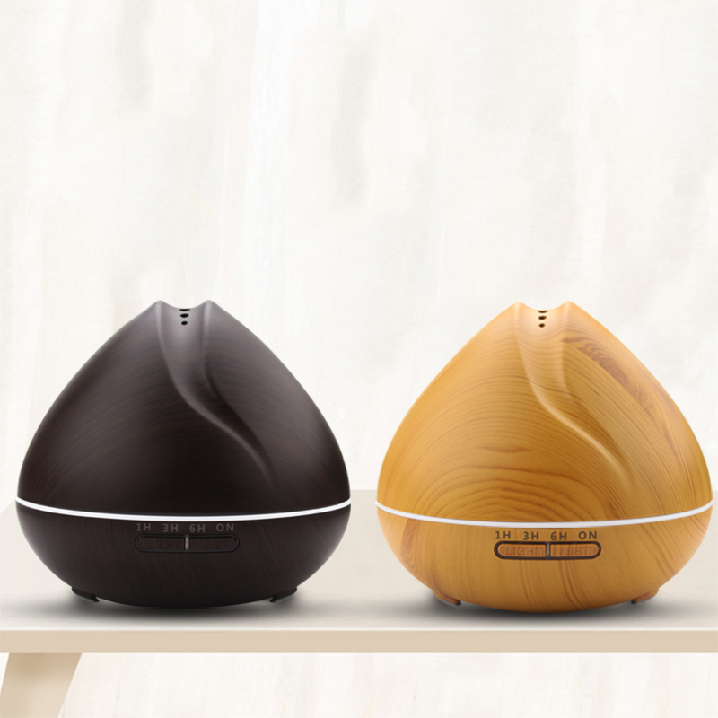 550ml Ultrasonic Humidifier Oil Diffuser with Remote Control Air Aroma Humidifier for Office Bedroom kuyura 550ml page 10