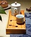 1 шт. чайный набор кунг-фу из натурального бамбука чайный поднос прямоугольный традиционный бамбуковый пуэр чайный поднос чахай чайный стол...
