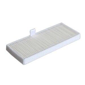 Image 5 - Muñeca limpia Juego de cepillos 12 principales para mopa, paños Cepillo Lateral filtro HEPA para Ecovacs Deebot DR95 KTA R95 R97, piezas de limpiador al vacío