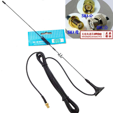 walkie talkie antenna UT-106UV,vhf uhf sma-f for portable radio baofeng bf-f8 bf-uvb2 GT-3 gt-3tp UV-8HX uv5r px-888k