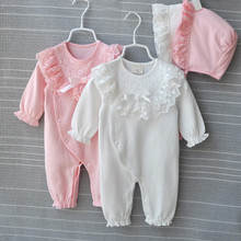 Baby clothes Sleeping Bag girl clothing lace princess formal dress infantil part