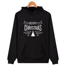 LUCKYFRIDAYF Cotton Merry Christmas Fashion Sweatshirt Hoodies Casual streetwear style Hoodie funny Oversized Hoodie 4XL roupas snowflake funny christmas hoodie