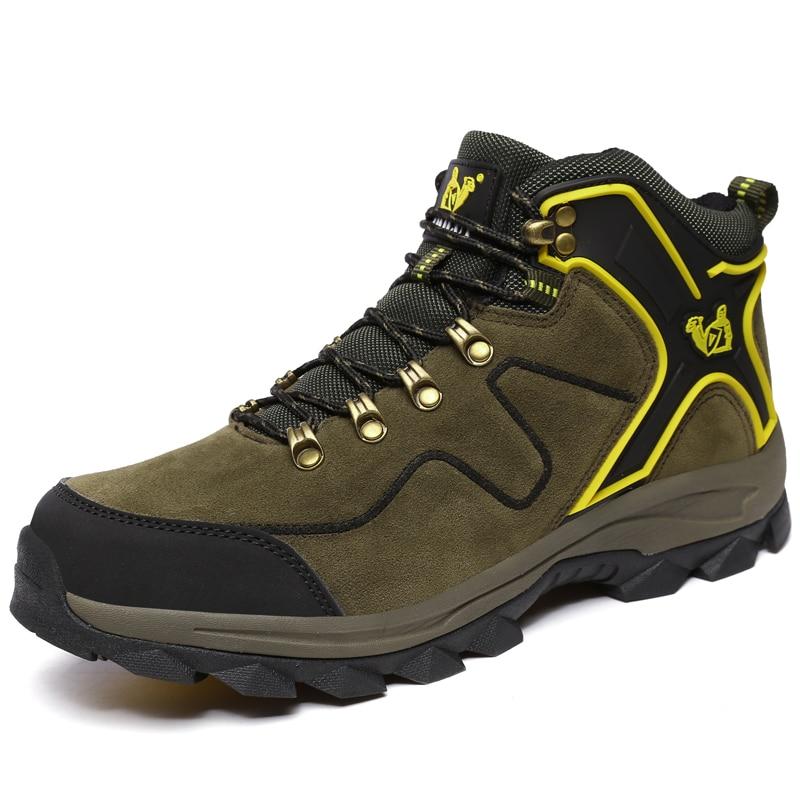 Ifrich Hot Sale Winter Men s font b Hiking b font font b Boots b font