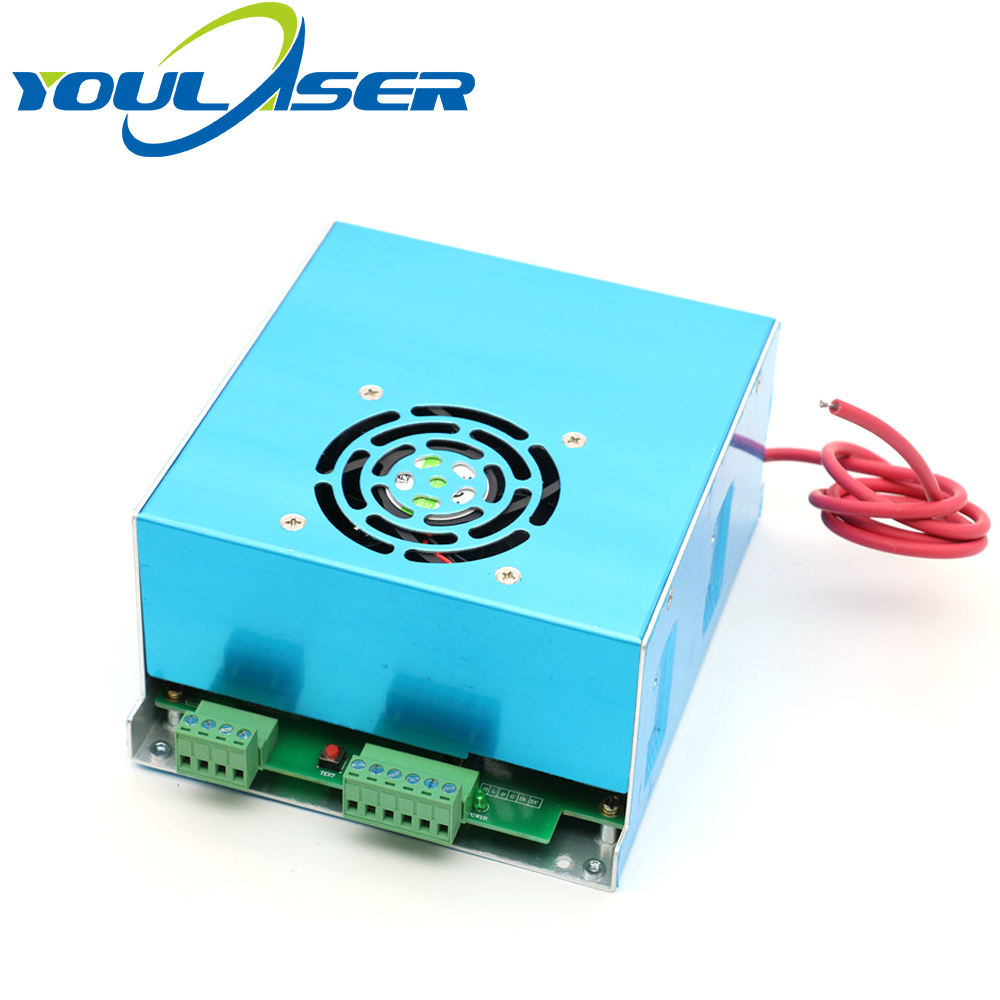 50W Laser Power Supply for CO2 Laser Engraving and Cutting Machine MYJG-50G 50w co2 laser power supply for co2 laser engraving cutting machine myjg 50w