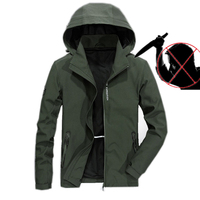 Self Defense Anti Cut Clothing Anti stab Knife Invisible Cut Resistant stabfree Jacket coat Soft Military Pizex Tactical Outfit