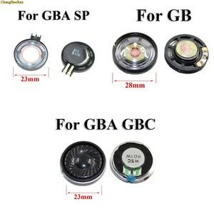 Image 1 - ChengHaoRan 50 pièces Audio haut parleur plus fort haut parleur de remplacement pour Nintendo Gameboy Advance SP pour GB GBA SP haut parleur