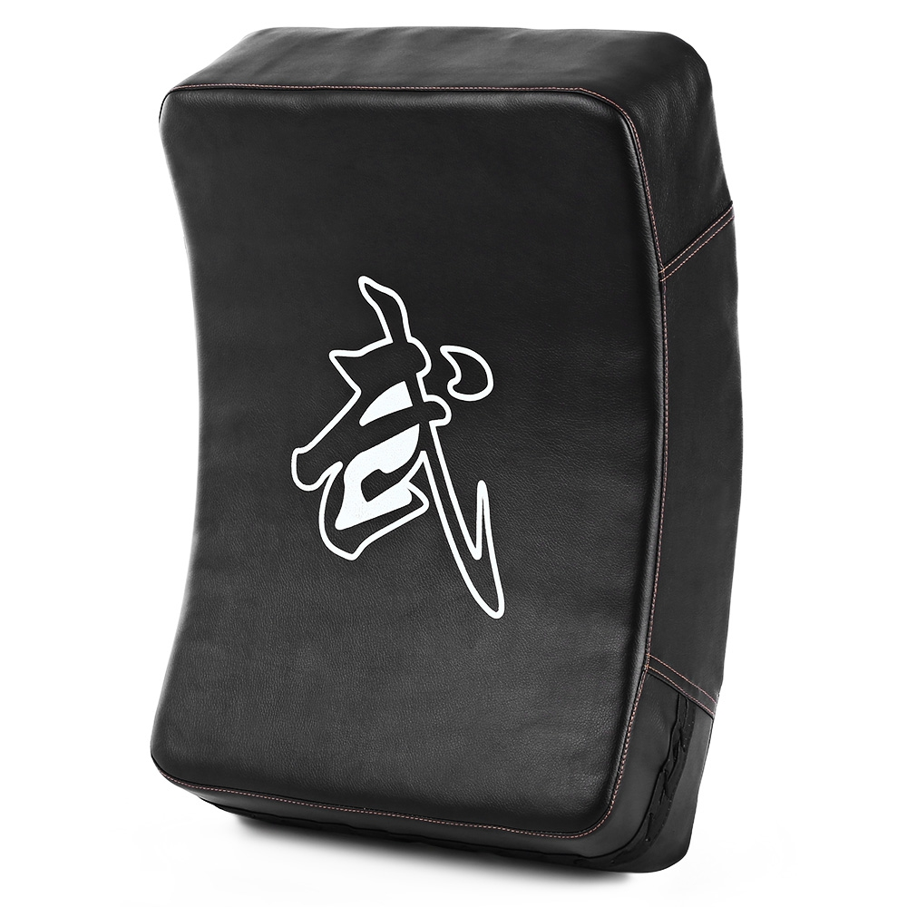 Hot Sales Arc-shape Boxing Pad Punching Bag Karate Muay TKD Training Foot Target