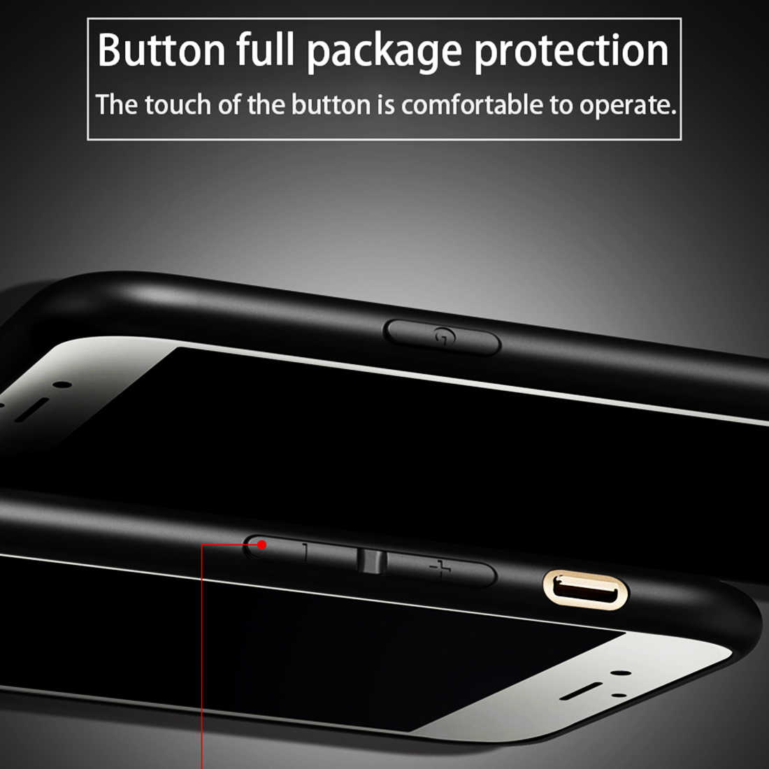 사용자 정의 그림 사진 중공 전화 케이스 블랙 소프트 커버 삼성 s8 s9plus S6 S7e S5 아이폰 6s 7 8 플러스 5 X XS XR XSMax