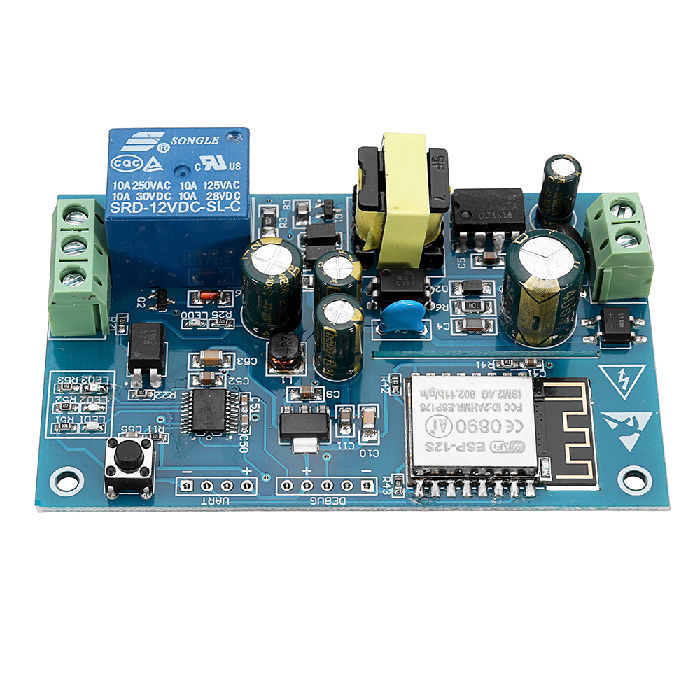 Diy Module For Classic Da47 Headphone Amplifier Circuit Board Kits Induction Cooker Control Boarddouble Sided Pcb Ac 220v Wifi Relay Iot Smart Home Cellphone App Remote Switch Esp8266