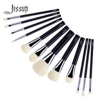 Jessup NEW 12pcs Professional Makeup Set Pro Kits Brushes Makeup Cosmetics Brush Tool Foundation Eyeshadow Powder