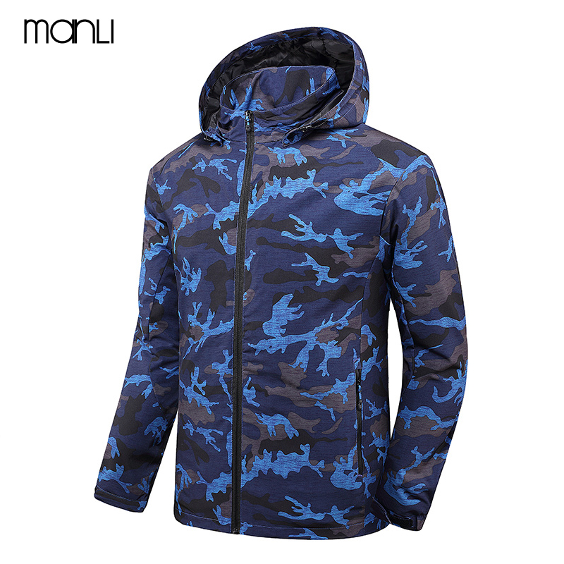 MANLI Outdoor Softshell Jacket Men Women Military Tactical Waterproof Sport  Clothes Fishing Hiking Jacket Male Winter Coat 0889a13e9c