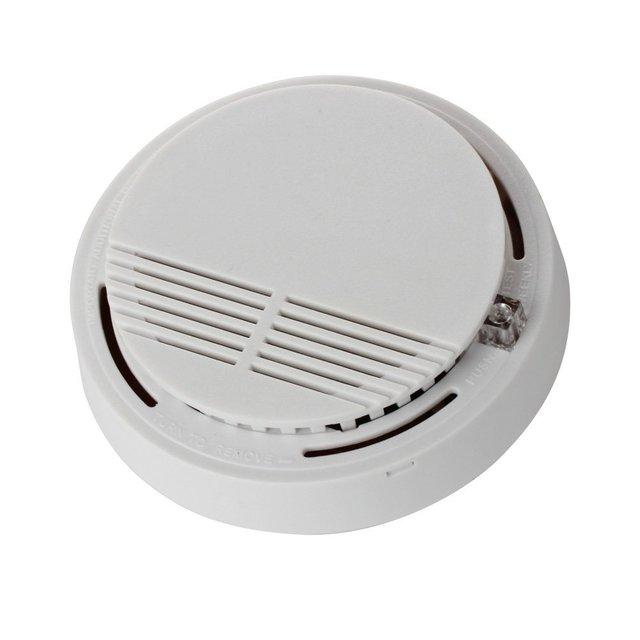 2017 new Wireless Fire Smoke Detector Sensor For  Security  Burglar Alarm System