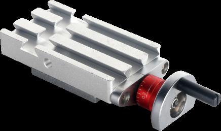 Metal Small Slider Z008M Zinc Alloy&Aluminium Alloy Slide Dedicated Zhouyu The First Tool Metal Mini Machine Accessory
