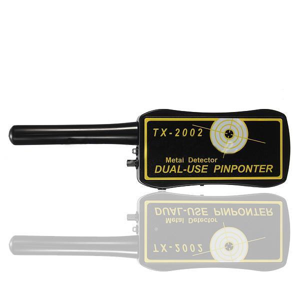 New TX-2002 Dual-use Metal Pinpointer Detector Finder Waterproof Probe Shaft +Sheath