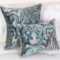 "Modren 45"" 60"" Flocking Pillow luxury/Plaid/Elegant/Flower/Home/Sofa/Car  Cushion /Pillows (not including filling)"
