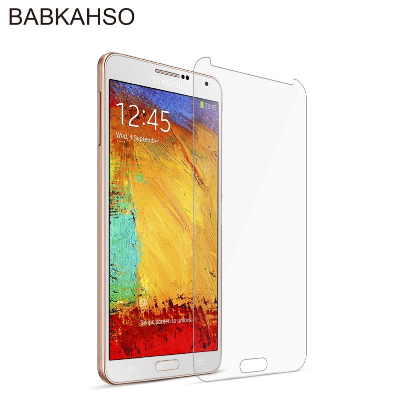 Tempered Glass Film Screen Protector for Samsung Galaxy Note 3 N9000 N9005