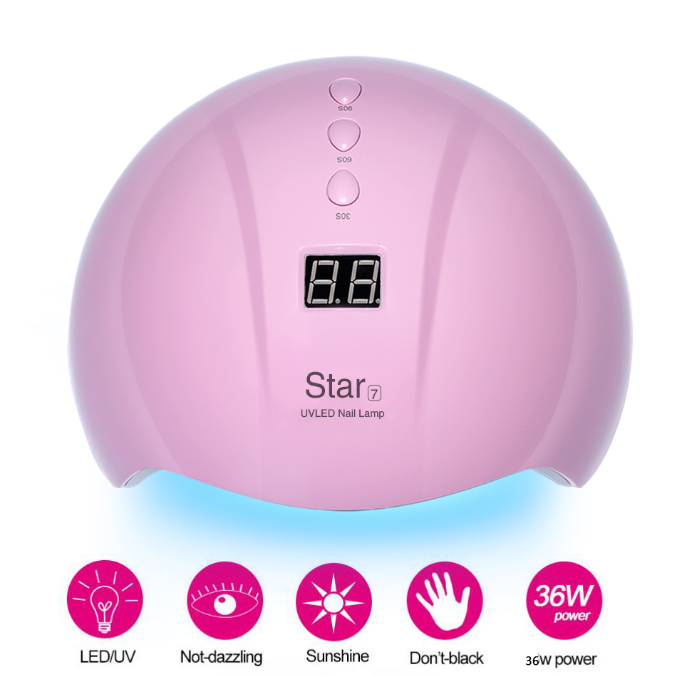 ROHWXY-36W-Nail-Dryer-For-Nail-UV-Led-Lamp-12-Leds-Nail-Lamp-For-With-Manicure (2)