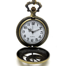 Doctor Who Hollow Pocket Watch