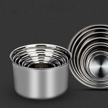 2PCs Stainless Steel Spice Jar Commercial Chili Oil Bottle Pepper Herb Sugar Salt Seasoning Storage Box Kitchen Cooking Tool