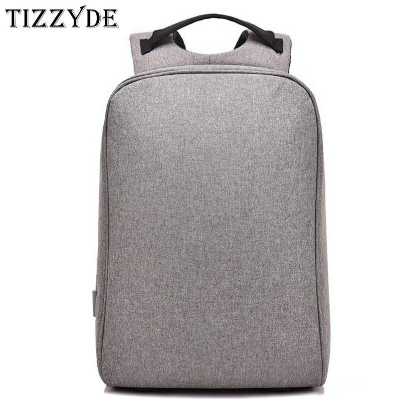 2018 Neue Rucksack Männer Der Usb Schulter Tasche Business Computer Tasche Im Freien Reise Anti-diebstahl Tasche Sy02