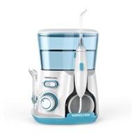 Waterpulse V300G Oral Irrigator 5pcs Tips Dental Water Floss 800ml Oral Hygiene Dental Flosser Water Flossing Whitening Tools