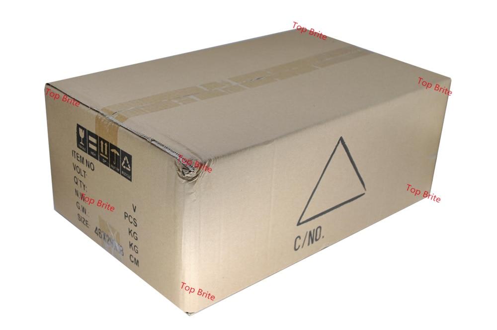 2 XLot Ücretsiz Kargo 8x10 W YENI Hareketli Kafa Led Örümcek - Ticari Aydınlatma - Fotoğraf 5