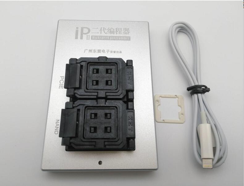 2019 date IPBox V2 IP BOX 2th génération NAND PCIE 2in1 haute vitesse Programmerfor lPho ne7 Plus/7/6 S Plus/6 S/6 Plus/5 S/5C/5/ - 3