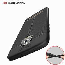 Funda de Coque 5.5For Moto Z2 Force para Motorola Moto Z2 Z Z3 Z4 Force Play 2ª generación Xt1710 Coque trasero de teléfono(China)