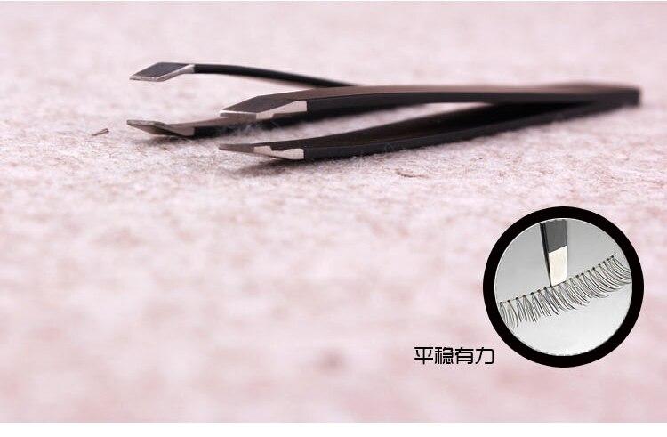 Stainless steel font b eyebrow b font folder beveled Xiumei Dao font b eyebrow b font