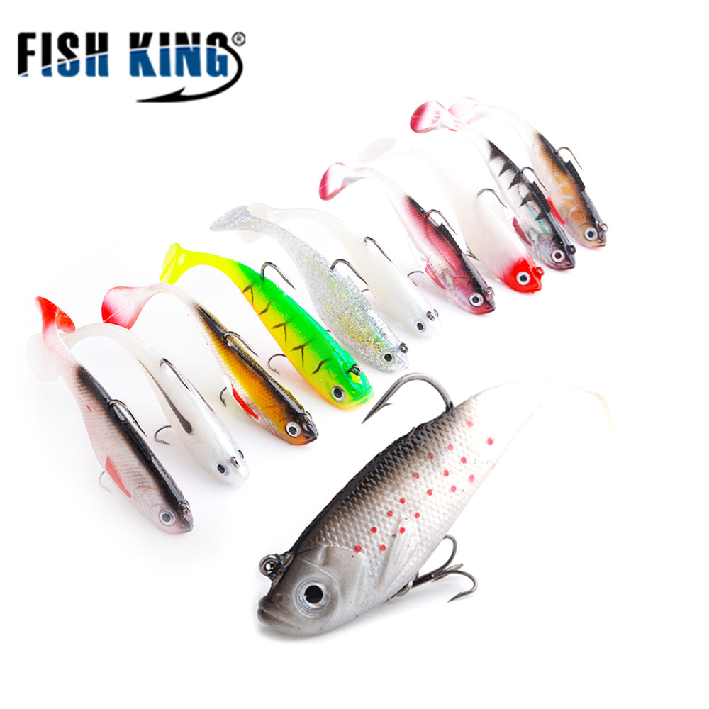 4pcs//lot Spinnerbaits Metal Spinner Bait Fishing Lure Fishing Tackle 3DEye 19.5g
