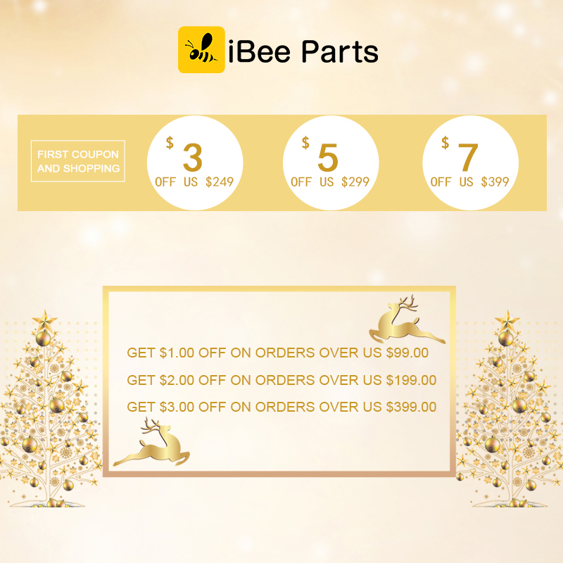 iBee Parts 10PCS For iPhone 6 6S LCD display 4.7 inch AAA screen Replacement Lens Pantalla Free DHL