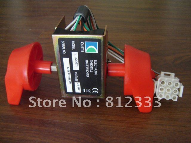 COMBO HANDLE CURTIS ET126 MCU 24 48V ELECTRONIC THROTTLE FOR CURTIS ZAPI CONTROLLER ELECTRIC TRUCK STACKER