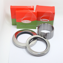 GHH Rand CF180R Repair Kit Screw Air Compressor Spare Parts 1pc PTFE Oil Seal & 2pcs Shaft Sleeve 3pcs a kit