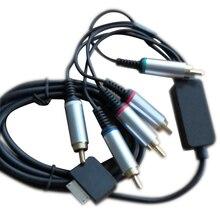 1 peças de Alta Qualidade Para A PSP IR para Sony HD-TV Componente Audio Video Cabo AV