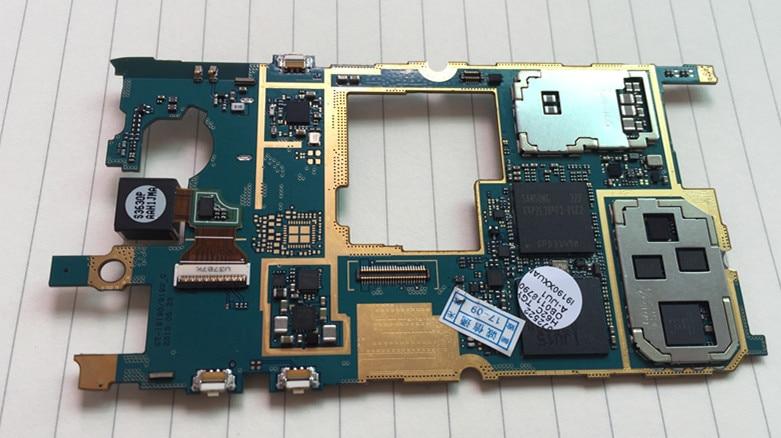 Unlocked EU version Original Google Chips Logic Board For Samsung Galaxy S4 mini i9190/i9195 Motherboard Clean IMEI 631 0347 m40a mlb 820 1900 a oem logic board 1 83 t2400 ghz for m mini a1176 emc 2108 ma608 gma 950 64m